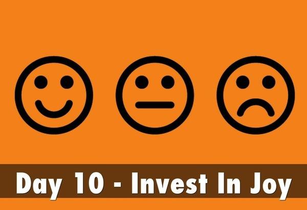 Invest In Joy